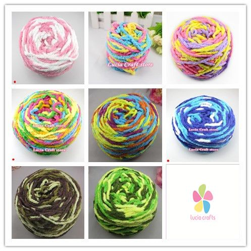 Aliexpress.com: Comprar Lucia Artesanías 4 m/lote lana hilo crochet de hilo de cable de línea de costura diy 20050007 (D4) de crochet thread fiable proveedores en Lucia Craft store