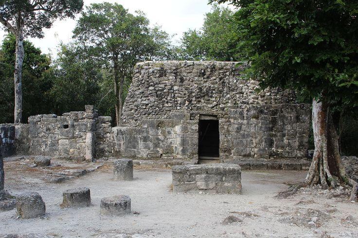 Los Murcielagos, San Gervasio - San Gervasio (Maya site) - Wikipedia, the free encyclopedia