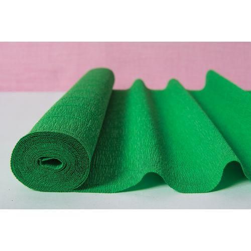buy premium heavy italian crepe paper roll and table runner greens at jubilee favors for only 669