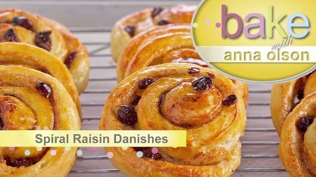 Danish Pastries  | Bake with Anna Olson - YouTube