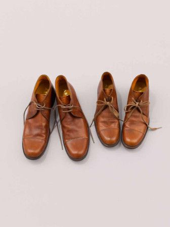 arts & science chukker boots
