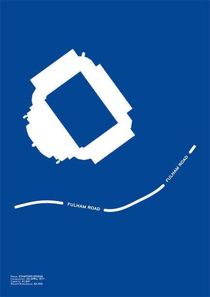 Stamford Bridge poster.