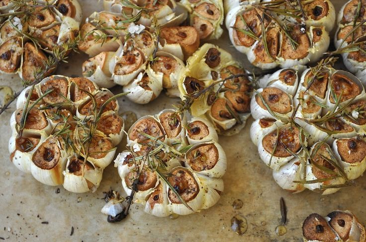 Garlic love | Gourmantine's Blog