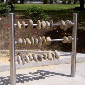 stone abacus