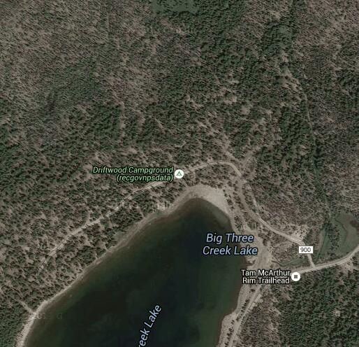 Central Oregon - Driftwood Campground