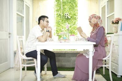 Me want this on pre-wed! =D