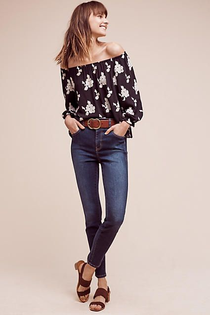 Repeter Off-The-Shoulder Top