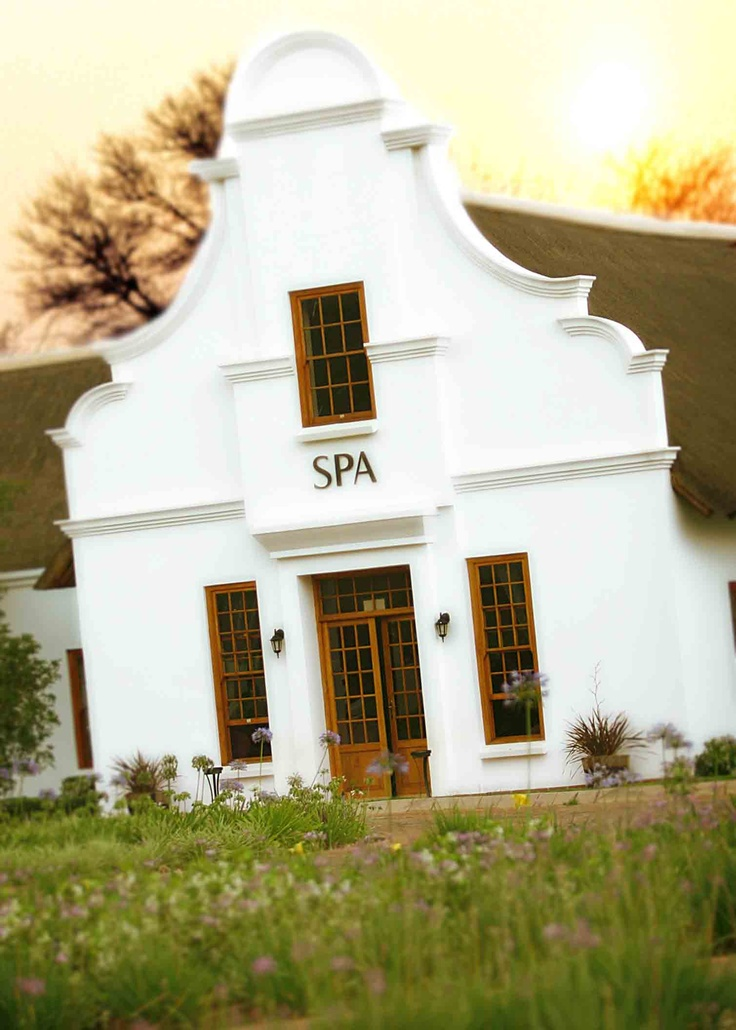 The Winelands Spa at Kievits Kroon Country Estate