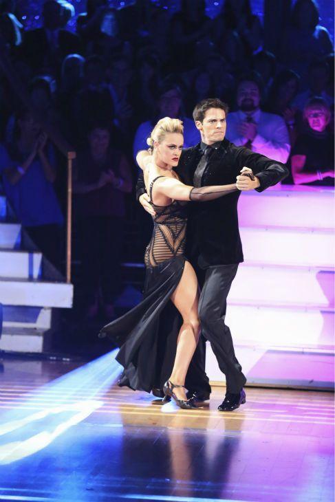 1. Cheryl Burke and Chad Ochocinco