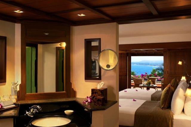Leela Kovalam Beach Resort, Kovalam, Kerala, South India, India