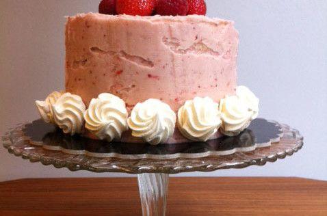 torta fragola