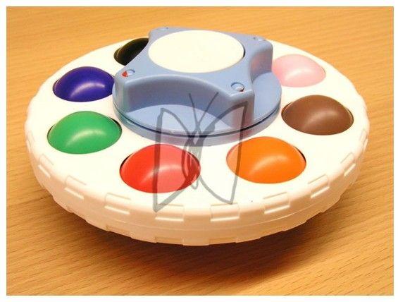 Súťaže, zdieľačky, kupóny, zľavy.: Logická hračka Gerdig Ufo a Centropen balíček