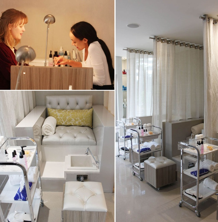 Langaro spa in cape town #manicure #beautytreatment