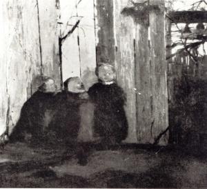 Cruelty   Wojtkiewicz Witold (1879-1909)  Signature: b.l.: W. Wojtkiewicz
