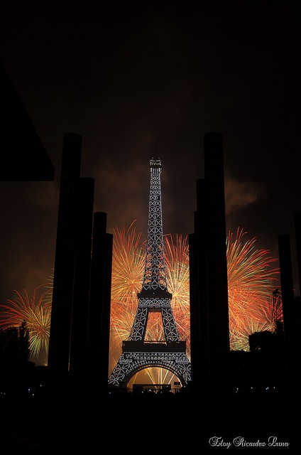 bastille festival paris