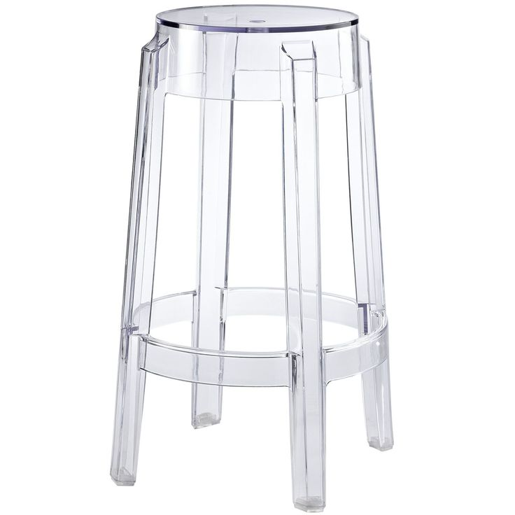 casper counter clear stool - Modern Counter Stools