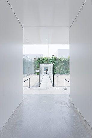 21st Century Museum - Kanazawa - Japan by SANAA