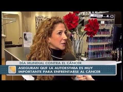 LA AUTOESTIMA ES PARTE DE LA CURACIÓN DE UN CÁNCER. CANAL SUR TV EN  CAR...