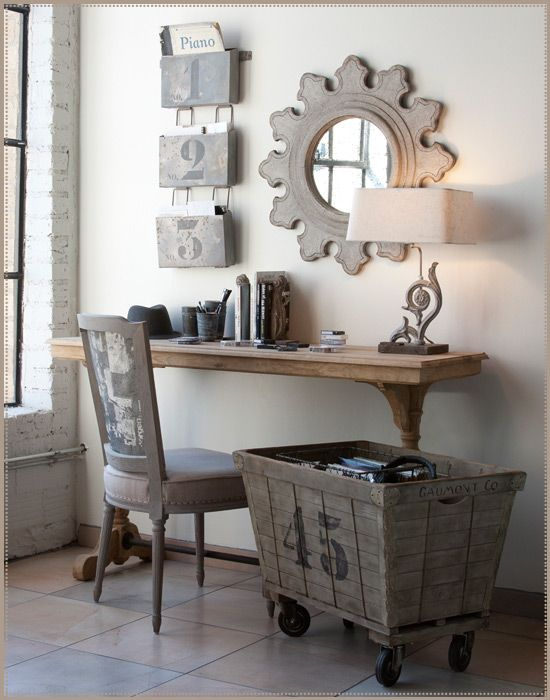Great decorating blog - love the pictures
