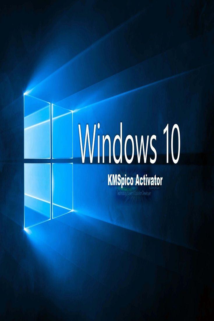 activador windows 10 2018 kmspico