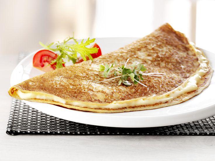Stevige trek? Neem een pannenkoek met kaas! Door JAN al voor je voorgebakken.
