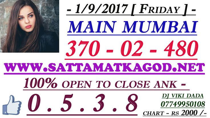 Satta Matka Live is world's most popular site for Satta Matka, Gali Satta, Milan Day and Night Matka, Satta King, New Nelhi matka and Kalyan Matka result. Check out Satta Matka Live for fix Satta matka result and fix satta matka number. We are leaders in Satta Matka number guessing, Satta King, satta number, matka number, Kalyan Matka Chart Result, Kalyan Matka single game, Kalyan Matka fix game, Disawar Satta, Milan Day Satta, Milan Night Matka, Rajdhani Day Satta, Rajdhani Night Matka…