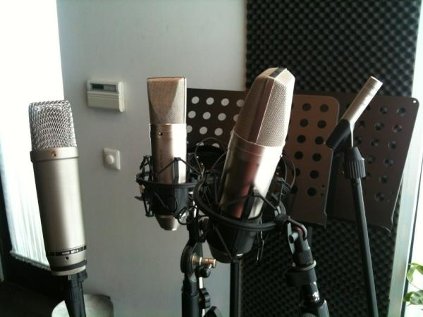 My @rodemics collection!! Great sounding Mic's! I love them! - via @bwestelten