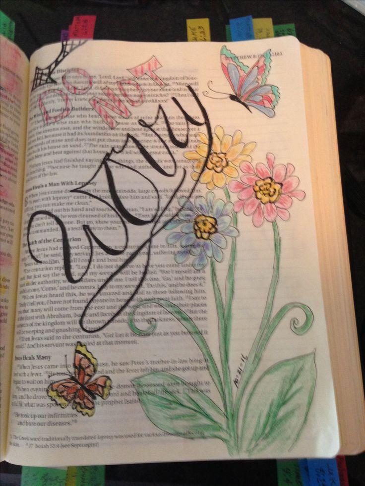 Matthew 6:25-34 Do not worry.