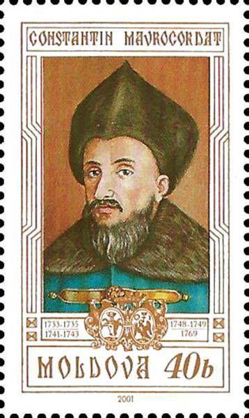 Mihai Racoviţă (1703-1705, 1707-1709, 1716-1726)