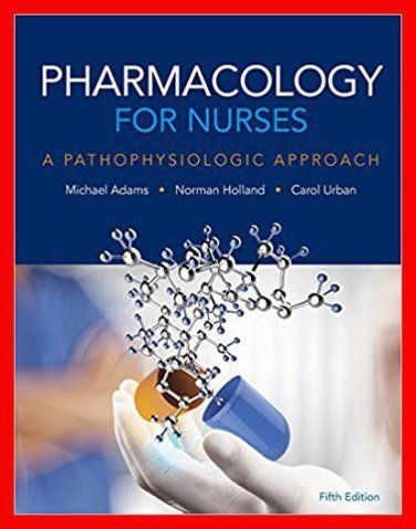 729 best educational ebooks images on pinterest textbook amazon pharmacology for nurses a pathophysiologic approach 5th edition by michael patrick adams pdf ebook fandeluxe Image collections