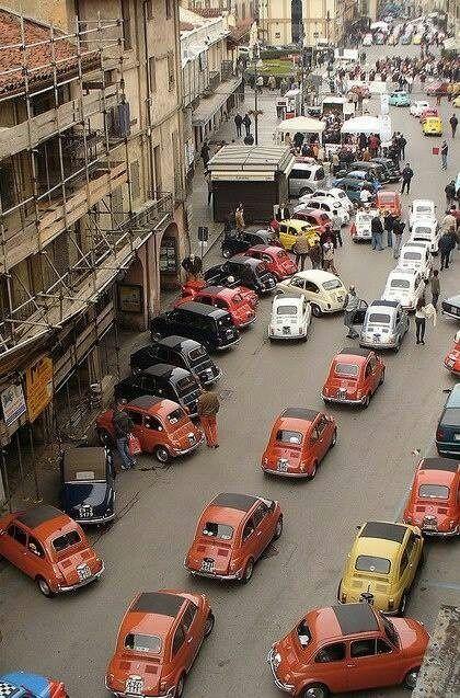 "mobilmitstil: "" FIAT 500 & FIAT 500 ….. """