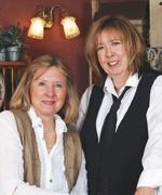 Barb Adams and Alma Allen, Blackbird Designs.