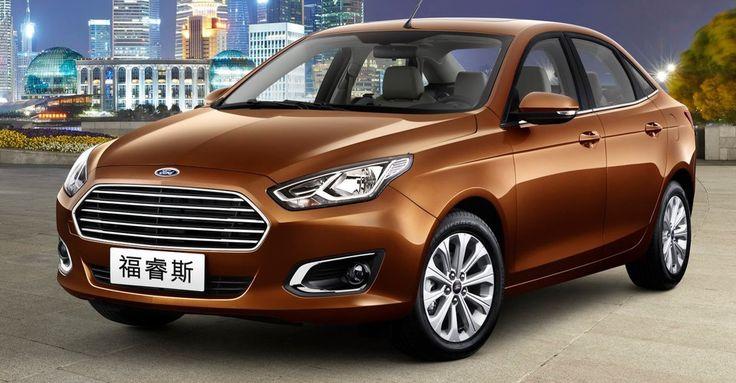 Ford Escort, C490, Ford AP&A, Chongqing 3, 2014