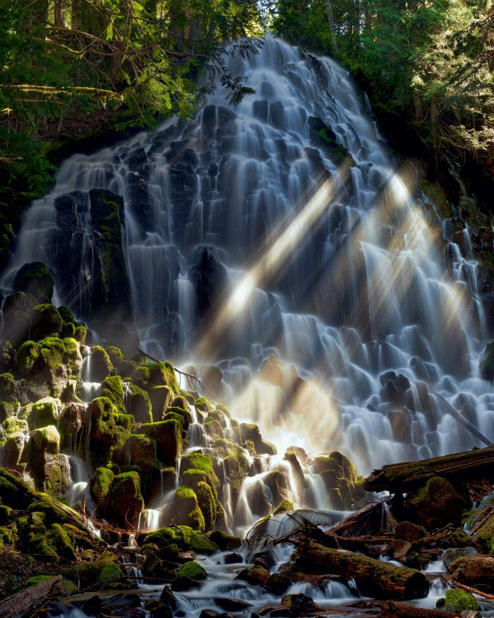 Waterfalls to Visit in Oregon