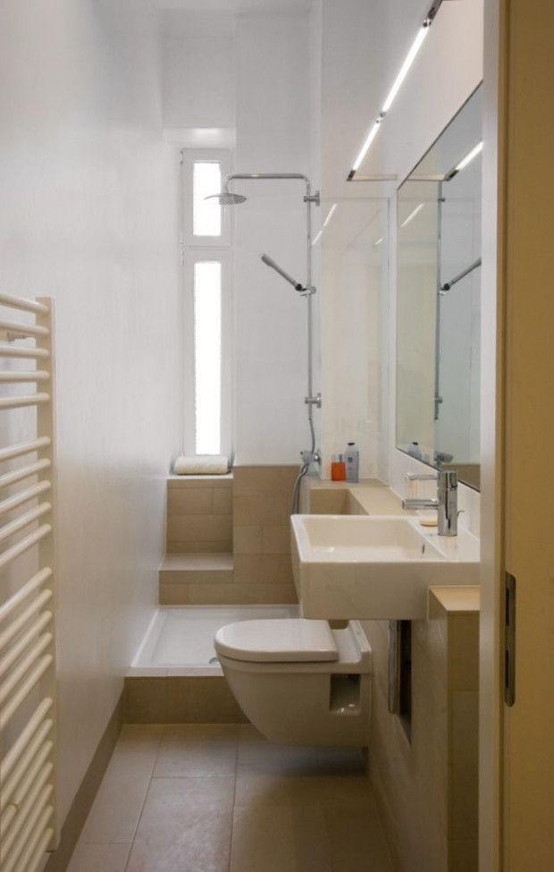 Sieben Vorteile Von Schmale Badezimmer Ideen Die Ihre Perspektive