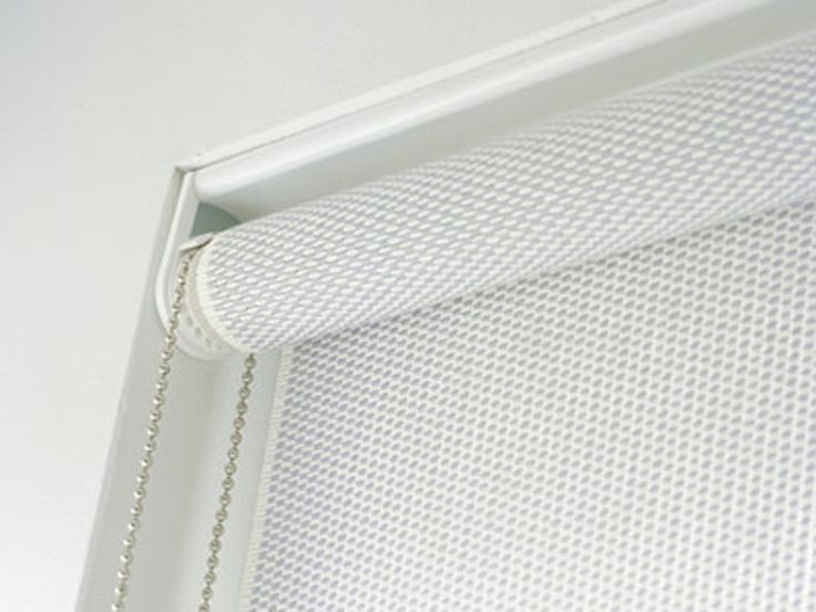 Cortina enrollable fina de hilados de papel ROLLER BLIND WITH CHAIN by Woodnotes