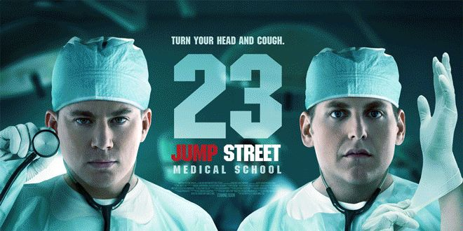 Art of the Title: 22 Jump Street