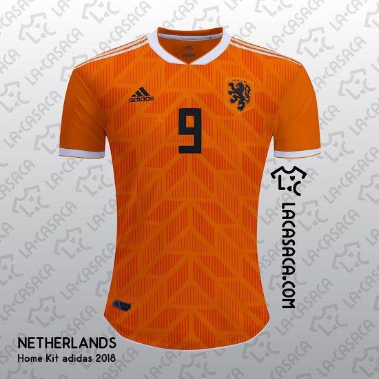 2c766069ae Adidas Netherlands 2018 Concept Kit by La Casaca - Footy Headlines ...