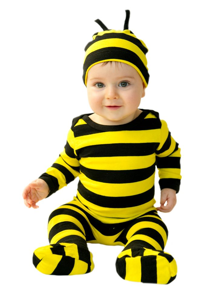 Cute bee outfit for kids available from Yuppie Mommy.
