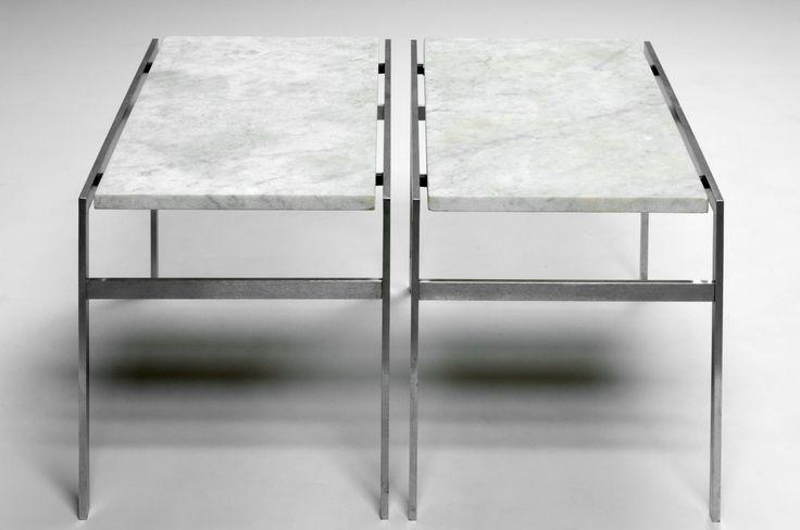 Pair of Fabricius Tables