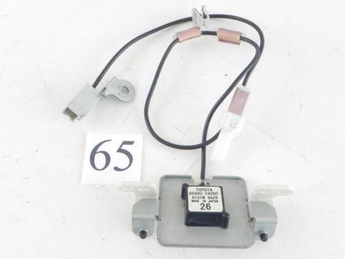 2006 LEXUS SC430 GPS NAVIGATION SATELLITE ANTENNA UNIT 86860-24060 OEM 413 #65