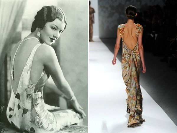 Retro Revival: 1930s Style Infiltrates Fall 2012 Runway Shows - Story by ModCloth