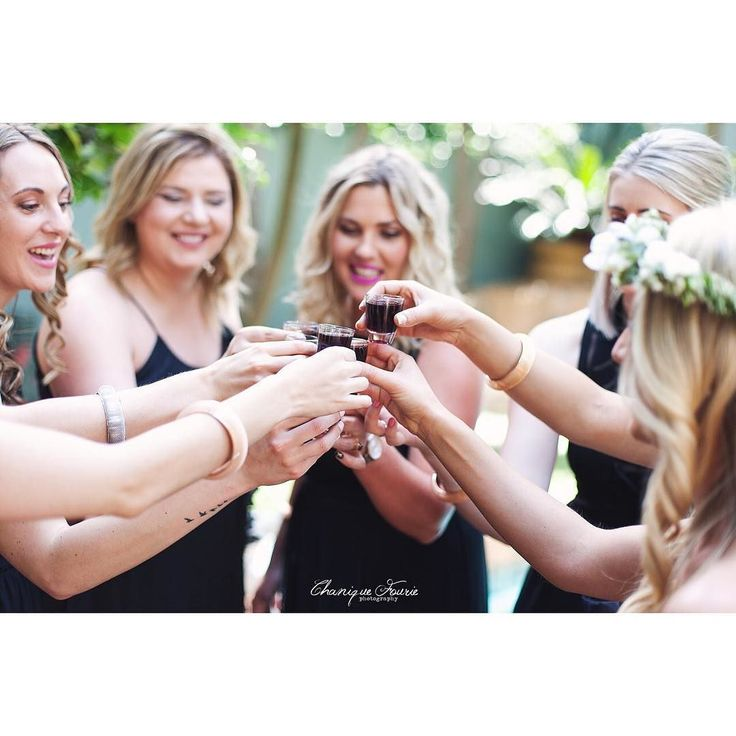 It's Friday! Cheers to the weekend! #chaniquefouriephotography #cfp_weddings #weddings #cheers #shots