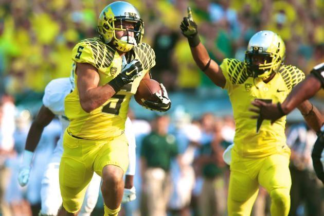 AP College Football Poll 2014: Complete Week 3 Rankings Released