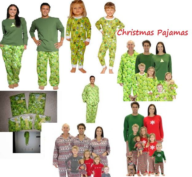 Best Christmas Pajamas for Kids and Parents