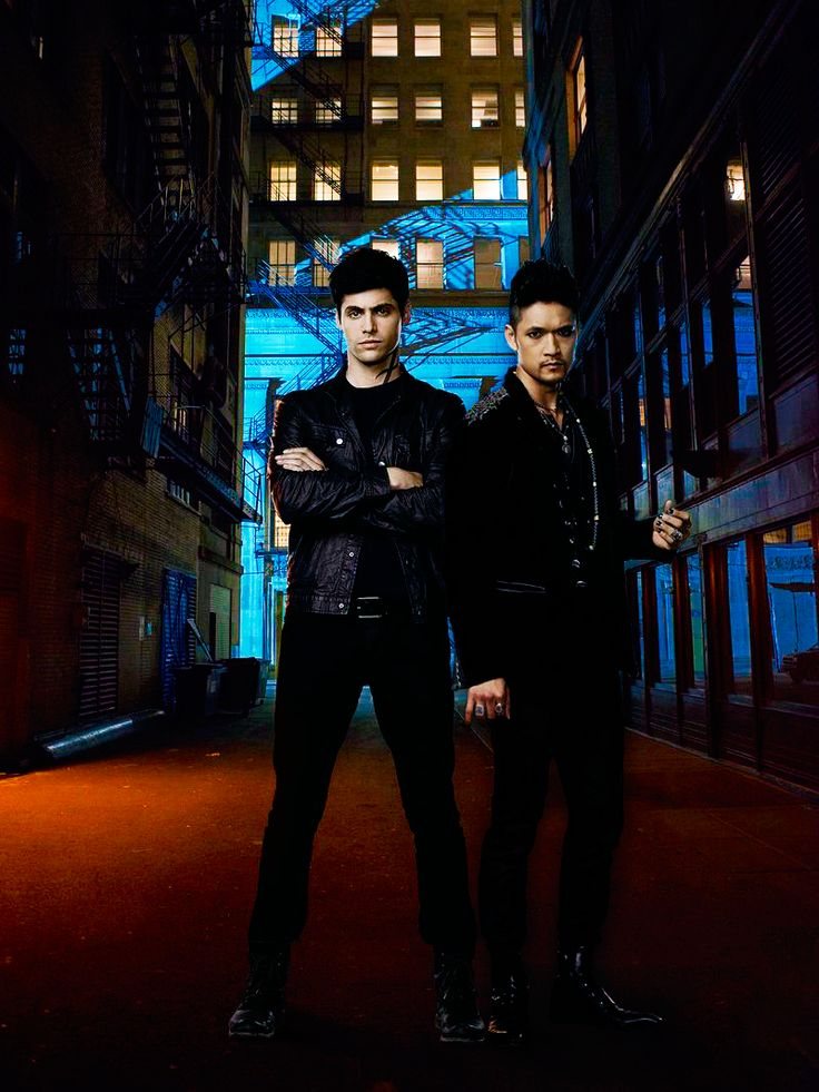Nephilim Daily : Photo | Malec - The Mortal Instruments ...