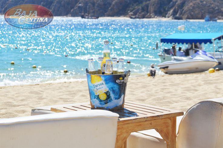Baja Cantina Medano Beach, always has a place reserved for you in front row, enjoy it! Baja Cantina Playa Medano, siempre tiene un lugar reservado en primera fila para ti, que lo disfrutes! #BeachClub in #CaboSanLucas #BCS in front of #CaboVillas #MedanoBeach #Mexico #RestaurantInCabos