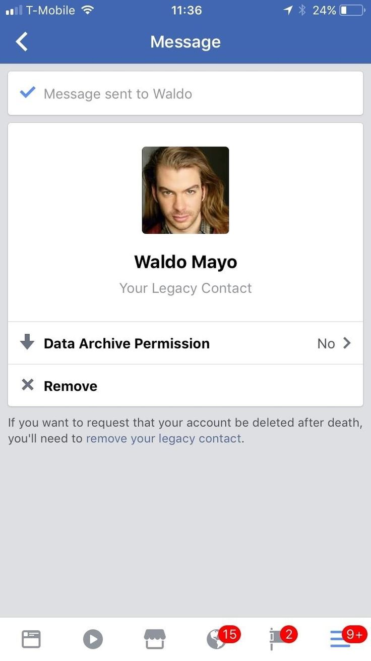 """It's time to set your Facebook """"Last Will and Testament"""" straight. Here's how to make your Facebook account delete automatically when you die."""