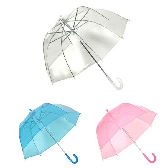 """¡Ya están en Neodalia! Directos desde el glamour de Hollywood y """"la alfombra roja"""" ya puedes protegerte de la lluvia con el estilo y la clase de la celebrities.    http://www.neodalia.com/es/ventas/paraguas-transparentes"""