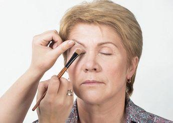 Особенности макияжа после 40 лет
